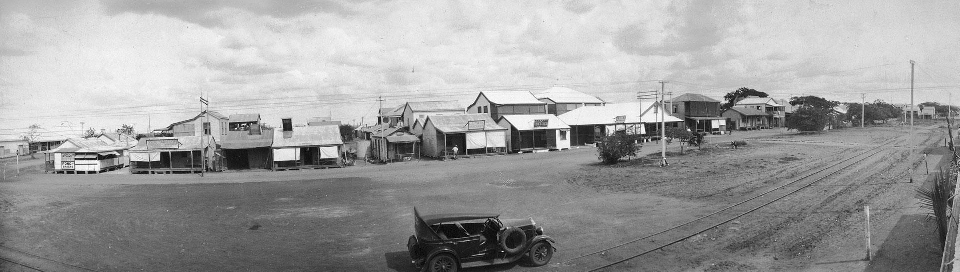 Carnarvon Street 1935