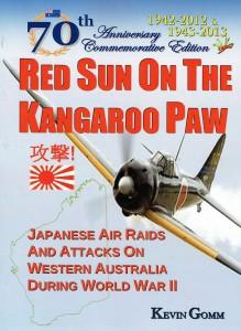 Red Sun on the Kangaroo Paw