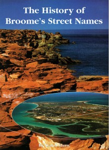The History of Broome's Street Names