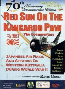 Red Sun on the Kangaroo Paw DVD