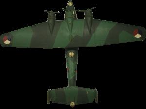 Dornier Plane